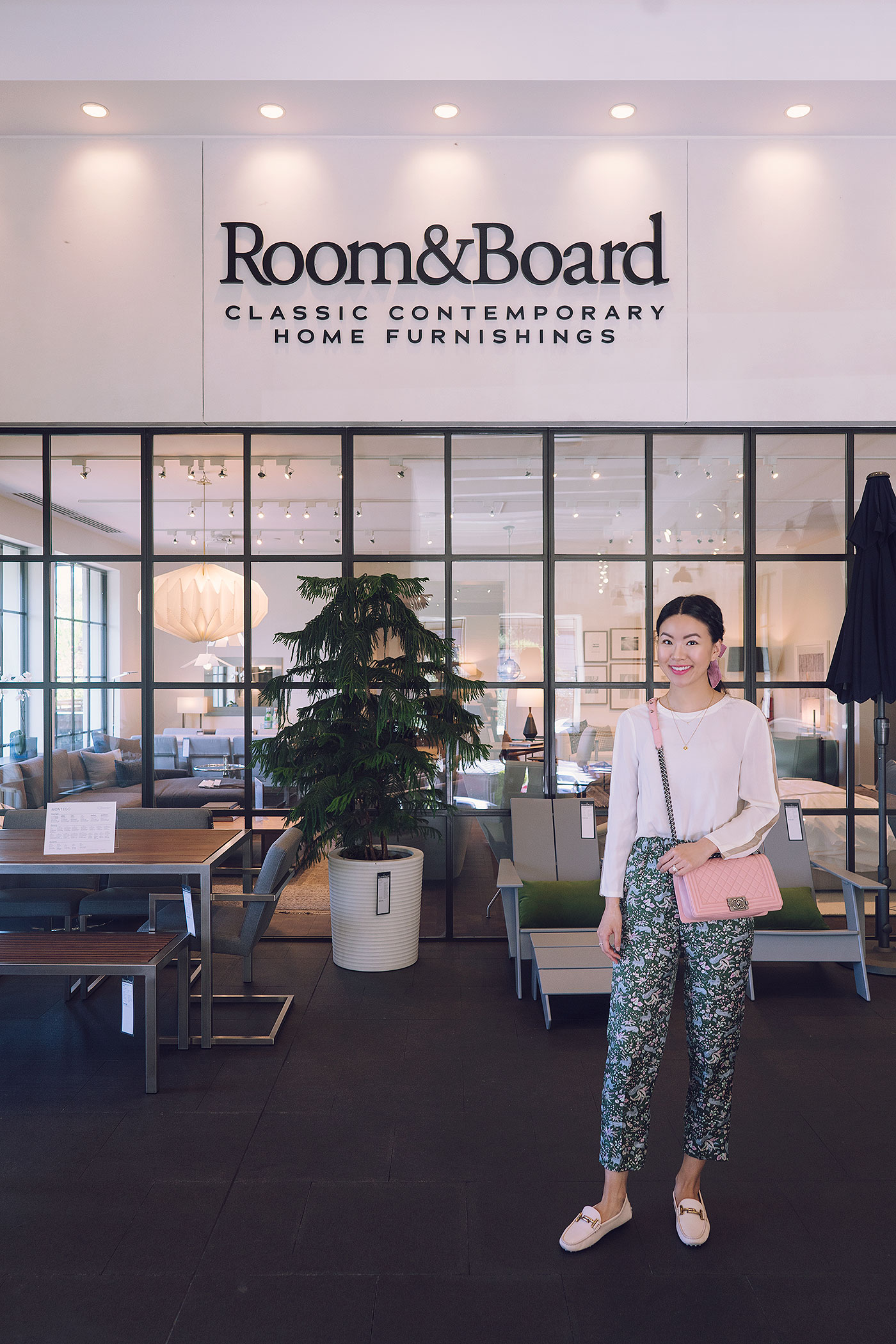 Room and Board University Village Seattle