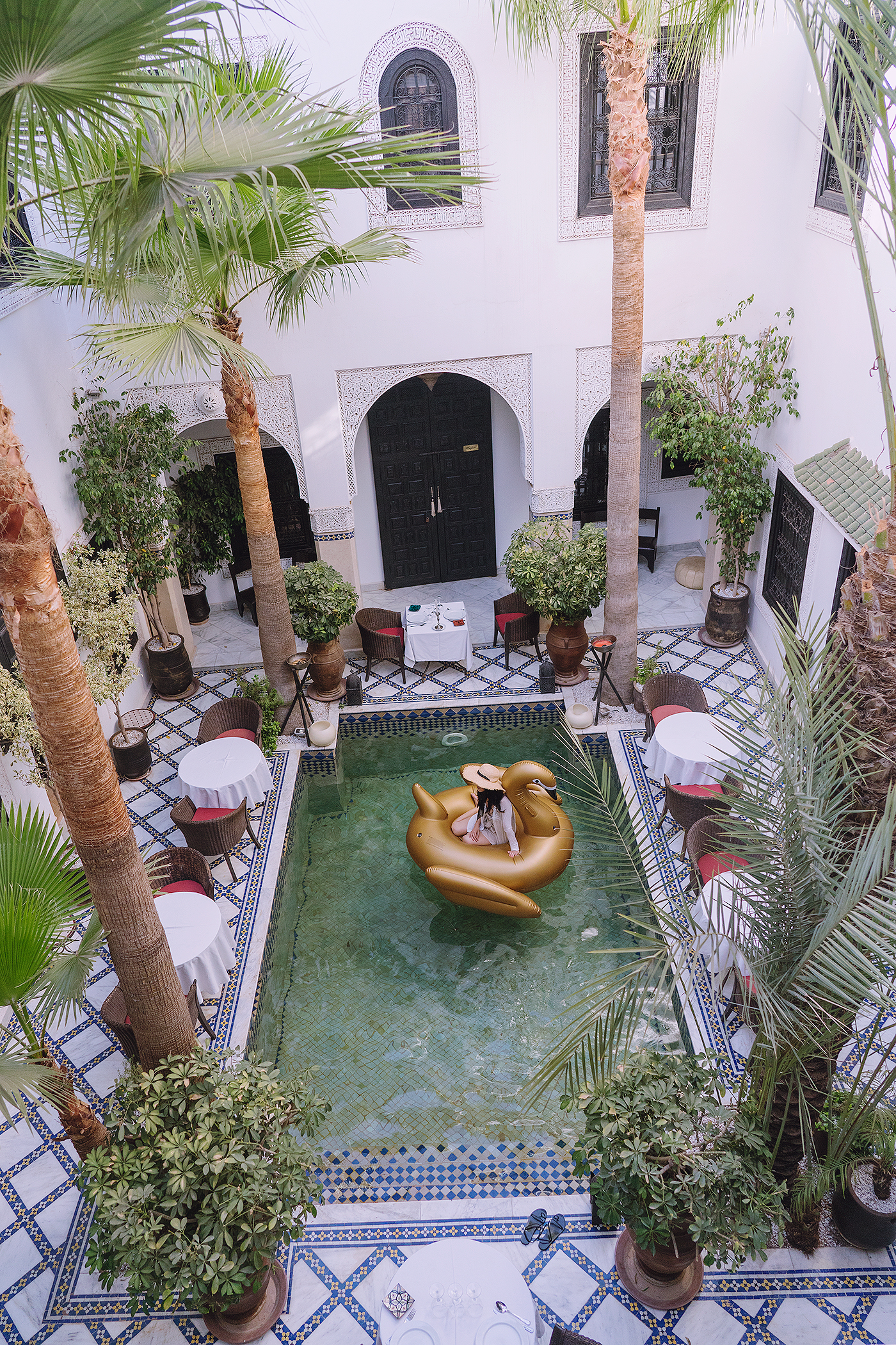 Marrakesh Morocco riad Medina where to stay