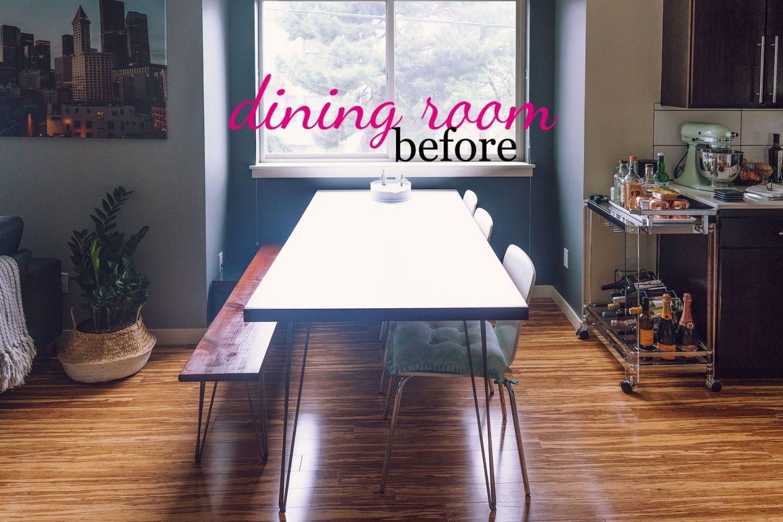 dining room remodel makeover redecorate interior design