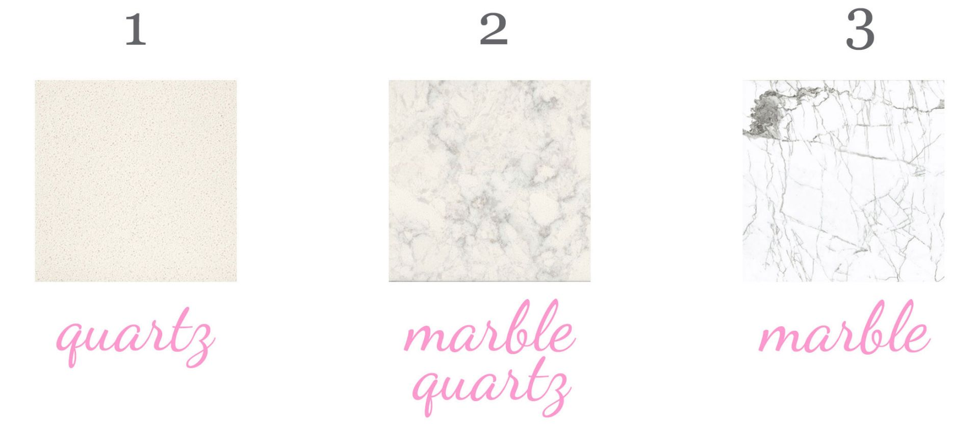 quartz marble countertop tabletop