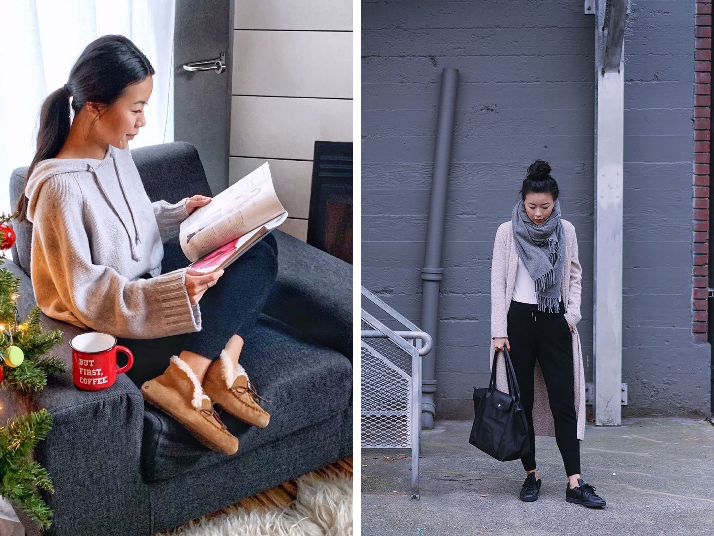 cashmere lounge clothes