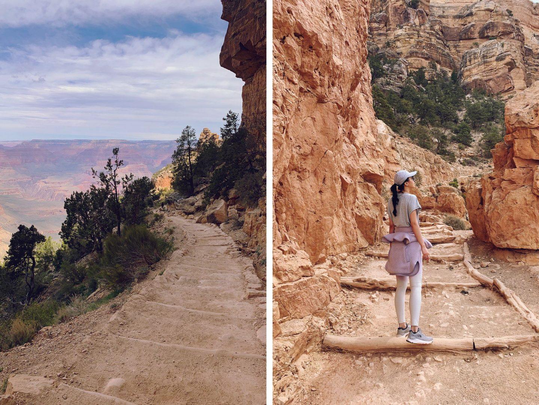 Grand Canyon Ooh Aah Point Arizona hike