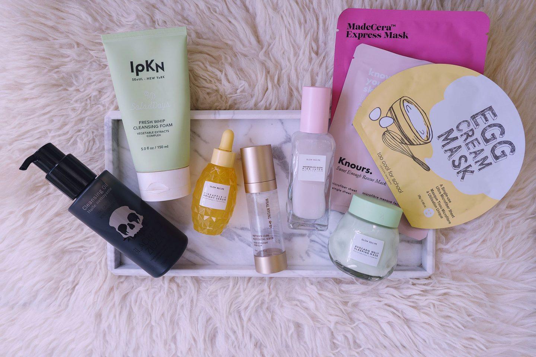Korean beauty skincare