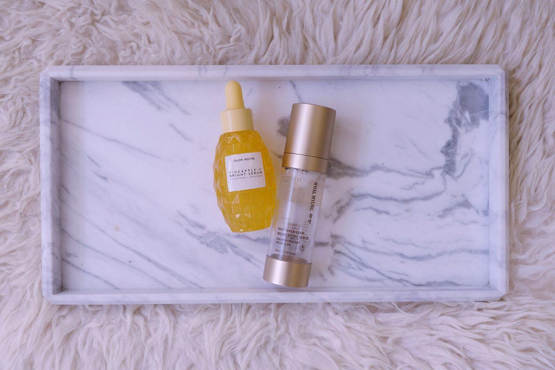 Korean beauty skincare serums