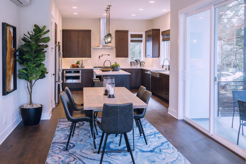 kitchen dining room interior design decor