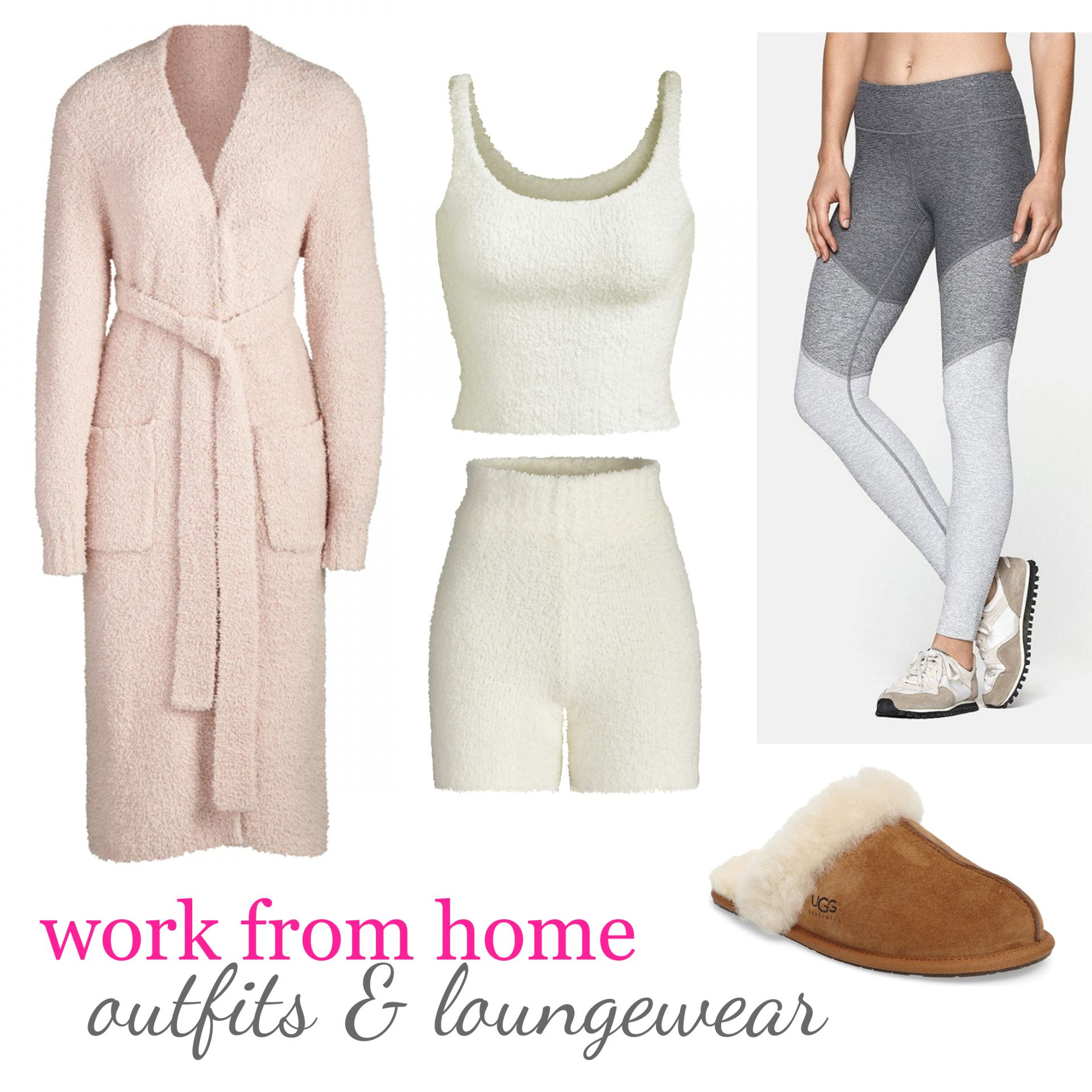 work from home outfits loungewear
