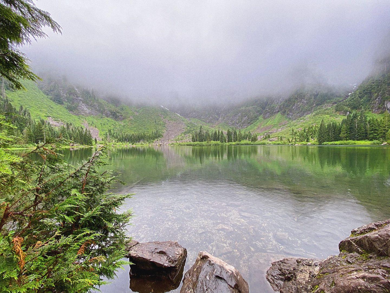 Heather Lake Washington