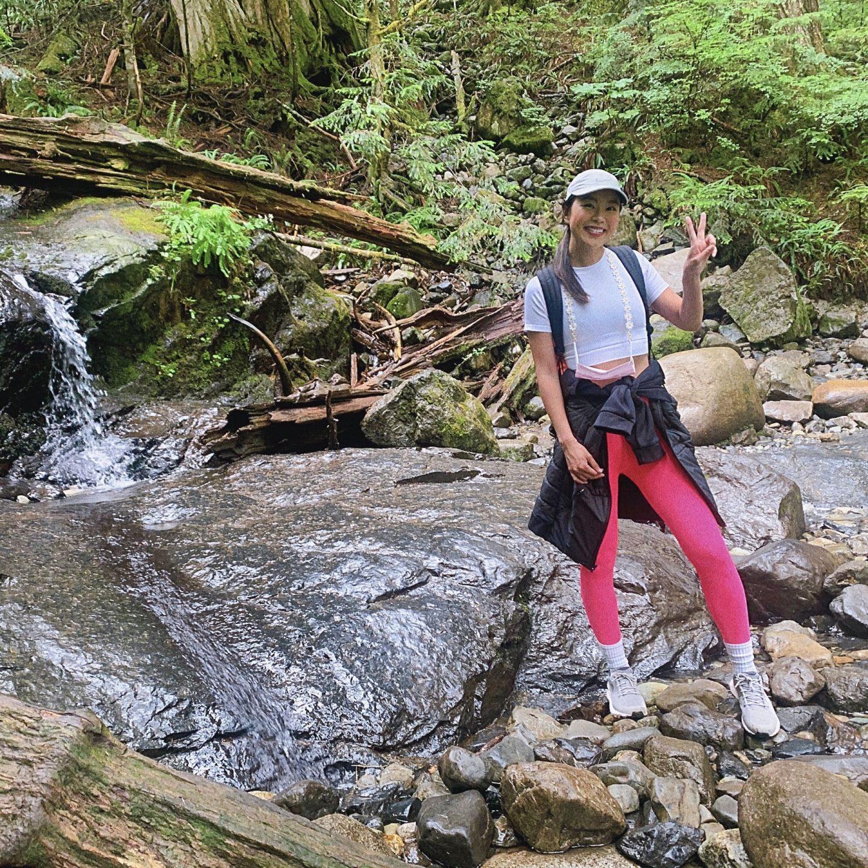 Heather Lake Washington hike
