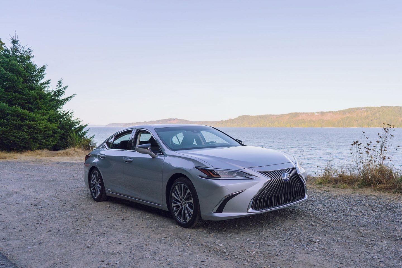 Lexus ES 300 Hybrid