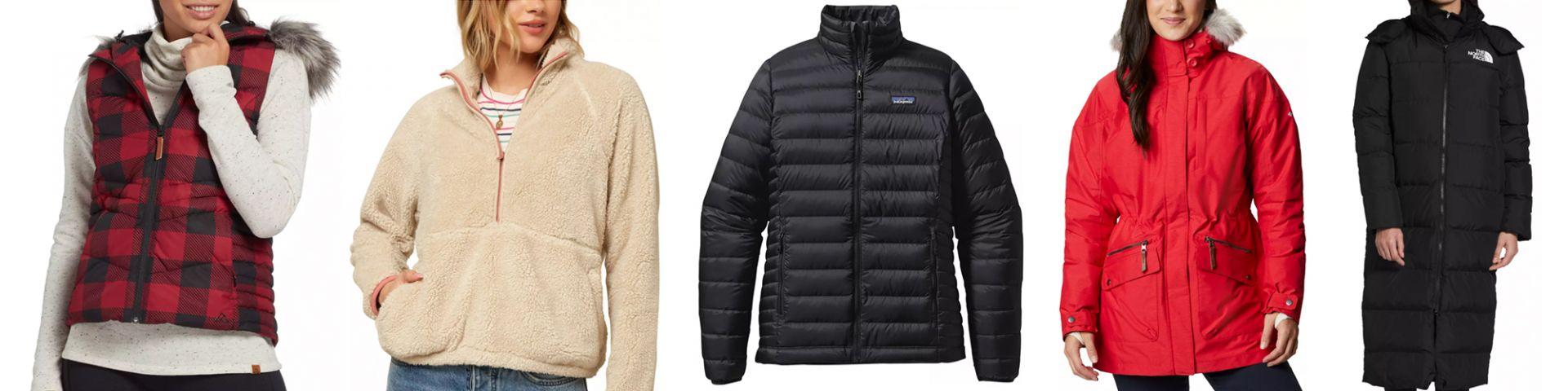 outerwear vest fleece pullover jacket down coat puffer